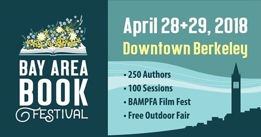 Bay Area Book Festival in Berkeley, California