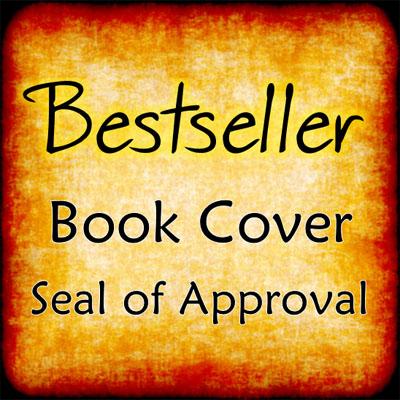 Bestseller Book Cover Seal of Approval by John Kremer