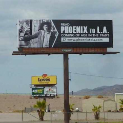 Billboard for a Book