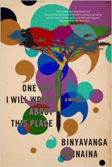 Binyavanga Wainaina, author of One Day I Will Write About This Place