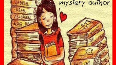 Smart people hoard books. Smart people read books!