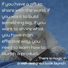 The Magic of Book Launches