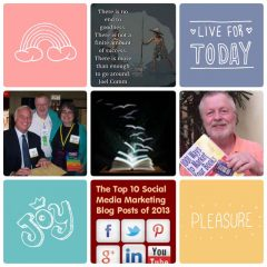 John Kremer Book Marketing Collage
