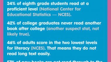 Book Statistics by John Kremer