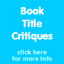 Book Title Critiques by John Kremer