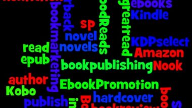Book Marketing Hashtags for Book Authors: A list of hashtags for book authors and ebook writers to use on Twitter, Facebook, Google+, Instagram, and Pinterest.