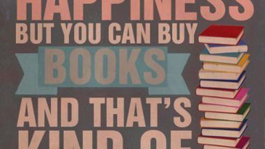 Buy Books. Be Happy