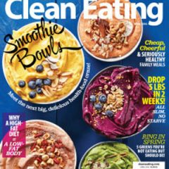 Clean Eating Magazine editors