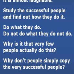 Copy the Successful