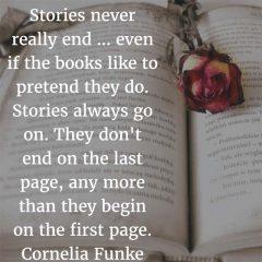 — Cornelia Funke, author, Inkspell