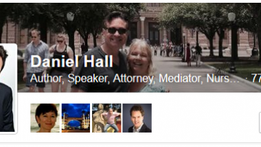 Daniel Hall, Facebook Friend