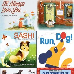 Top Dog Books for Kids