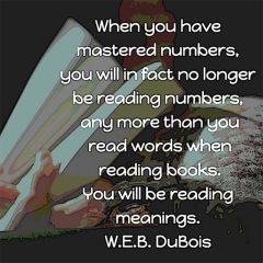 W.E.B. Du Bois on Reading Meaning