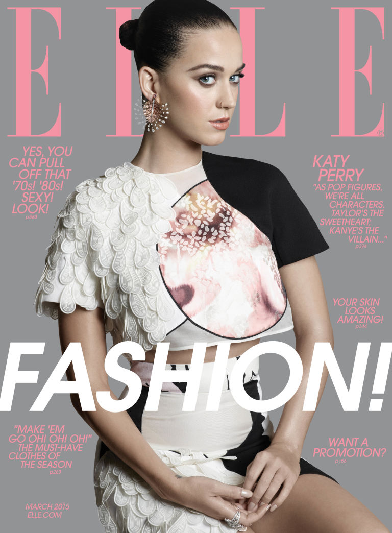 Elle Magazine: Elle is a monthly fashion, beauty, style, entertainment, and culture magazine for women. One of the best women's magazines covering books and authors.