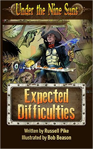 Expected Difficulties by Russell Pike