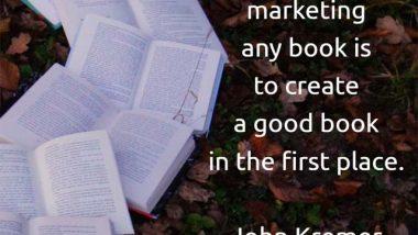 John Kremer: First Step in Book Marketing