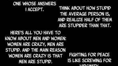 George Carlin Jokes
