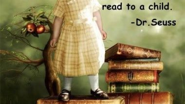 Read to a Child - Dr. Seuss