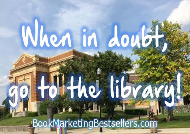 When in doubt, go to your library. Librarians rule! They are the best people for people who love books.