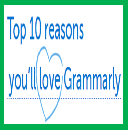 Grammarly's proofreading tool is a comprehensive tool that looks for style, grammar, punctuation, and syntax mistakes while identifying areas where you need improvement. Not only is it fast, but it's free!