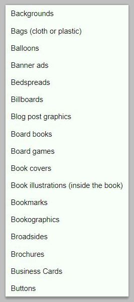 Graphic Uses for Books and More