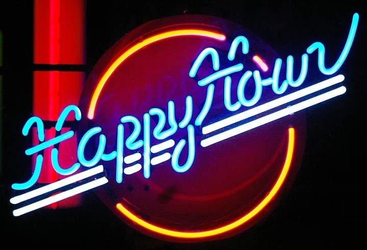 The New Happy Hour and The Best Happy Hour