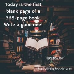 Happy New Year Book