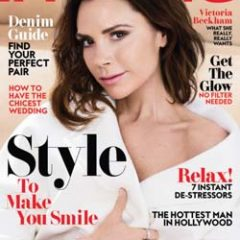 InStyle Magazine, fashion and beauty