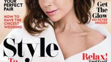 InStyle Magazine, fashion and beauty
