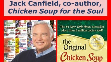 Jack Canfield on 1001 Ways to Market Your Books