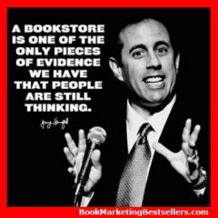 Jerry Seinfeld on Bookstores