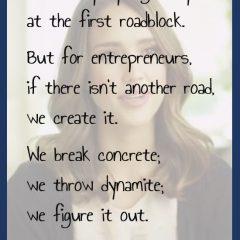 Jessica Alba on Entrepreneurship