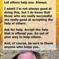 John Kremer on Being Thankful