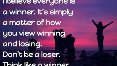 John Kremer on Winning