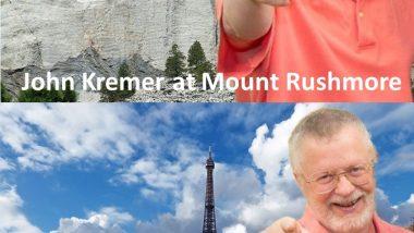 John Kremer's Travels