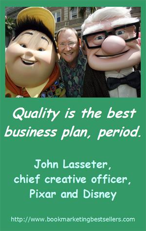 John Lasseter on Business Plans