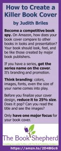 Judith Briles on How to Create Killer Book Covers