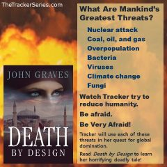 Square Tip-O-Graphic: Mankind's Greatest Threats Square