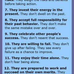 18 Things High Achievers Do
