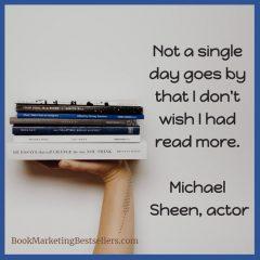Michael Sheen On Reading