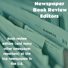 Newspaper Book Reviewers