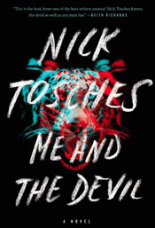 Nick Tosches, author of Me and the Devil