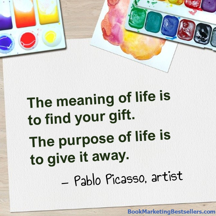 Pablo Picasso on the Meaning of Life