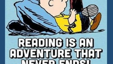 Peanuts Reading