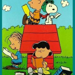Peanuts Reading Books