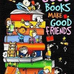 Good Books Make Good Friends