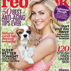 Redbook Magazine for women