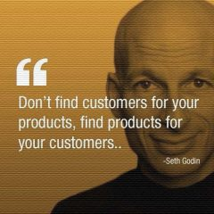 Seth Godin on Finding Customers
