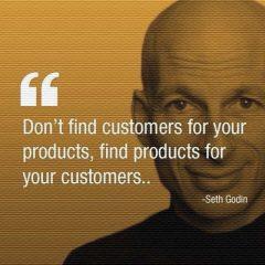 Seth Godin on Finding Customers