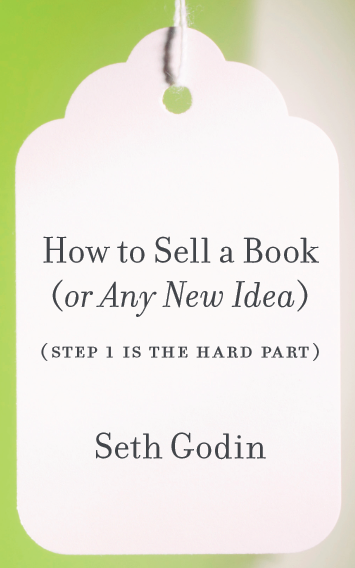 Seth Godin on selling books
